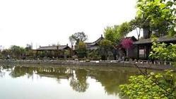 汉中盆地浮光跃金油菜花的天堂