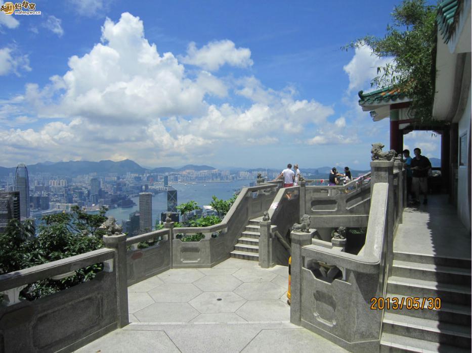 香港四日游行程,不一样的玩法