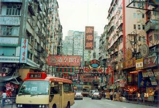 春节公婆豪华香港游