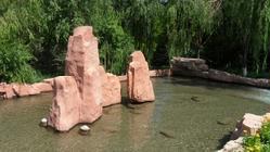 嘉峪关东湖生态景区