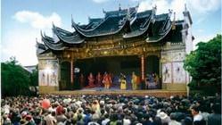 乐平古戏台
