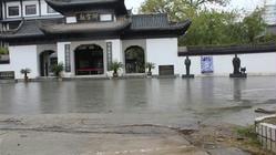 【原创】江西景德镇:东埠古渡,阳光照耀古镇田野上