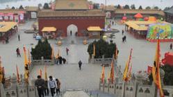 游览中国八大古都之—河南开封街拍