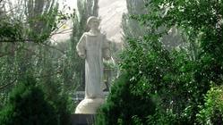 穆罕默德•喀什噶里墓