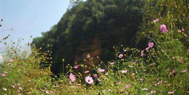 石板河风景区