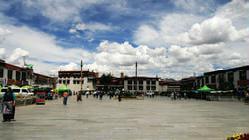 大昭寺广场