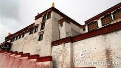 【走进西藏】四、来到拉萨(2)远望布达拉