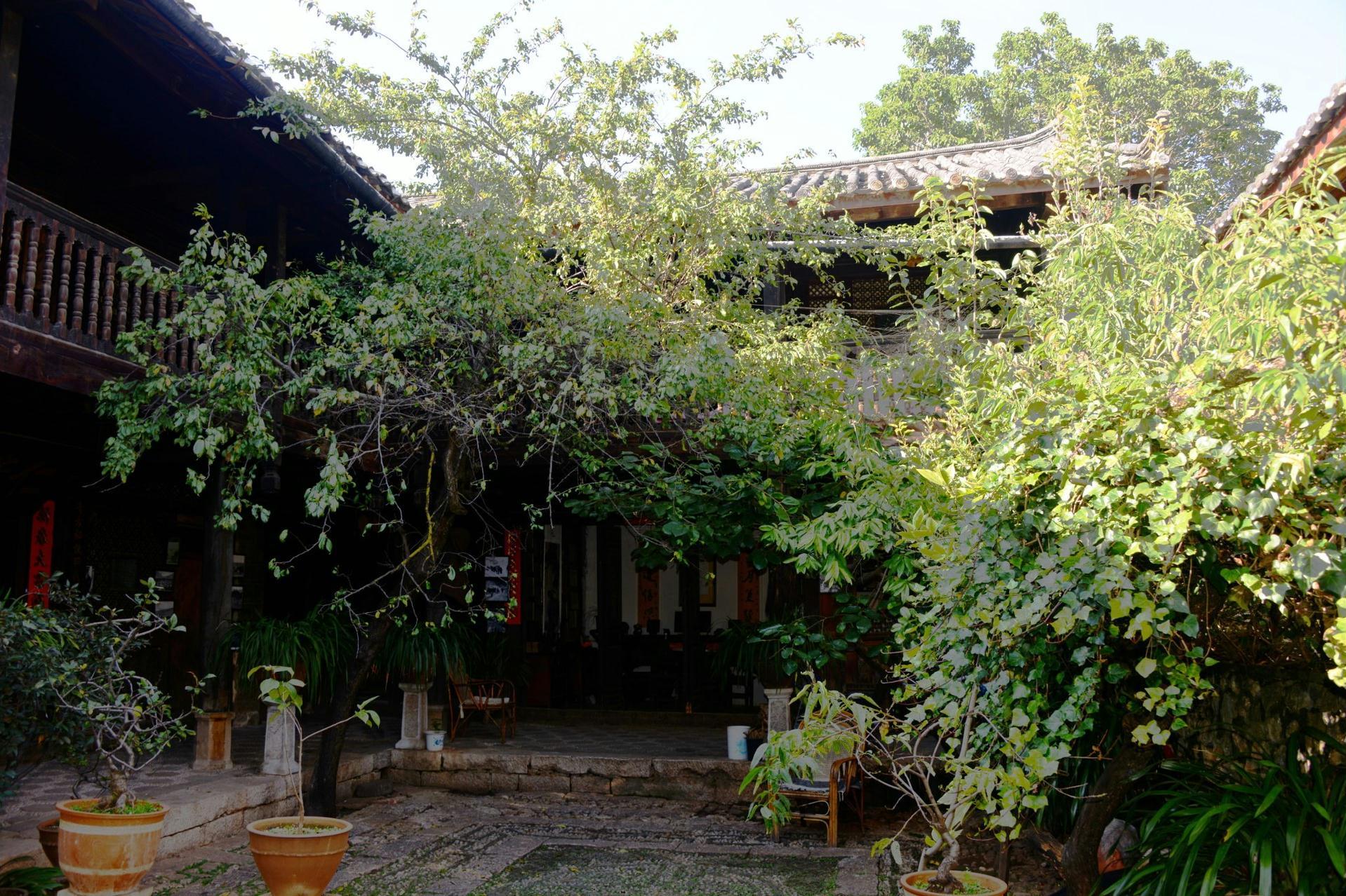 茶马王故居纪念馆