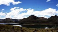 思金拉错湖