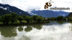 天上西藏云上林芝-林芝桃花日喀则人文摄影旅行攻略