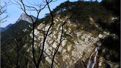 庐山 从天桥到仙人洞——原创作品