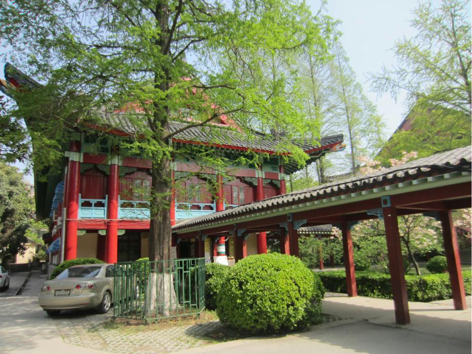 南京师范大学(随园校区)