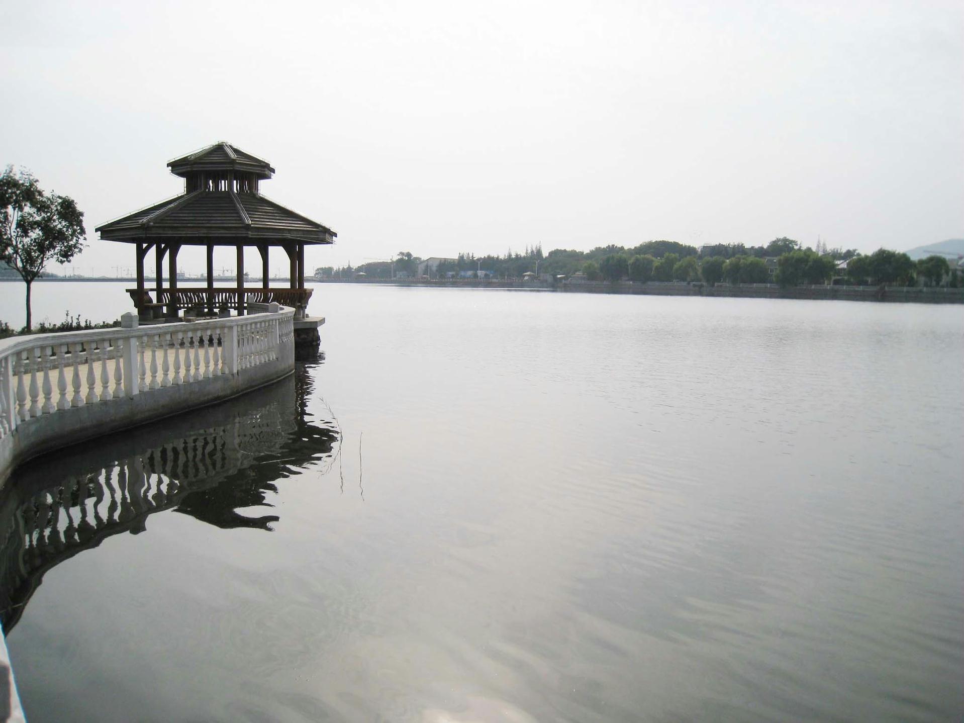 蒋介石汤山温泉别墅