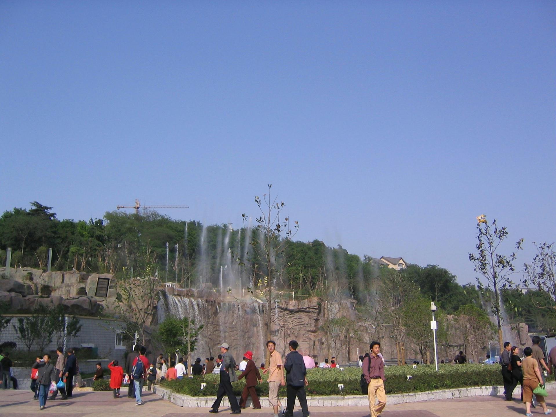 初游金陵(二)