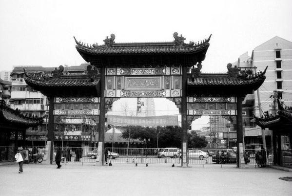 固若金汤的南京古城墙