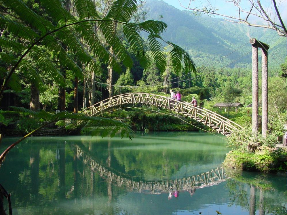 溪头自然教育园区