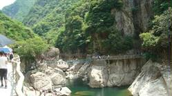 宁海浙东大峡谷