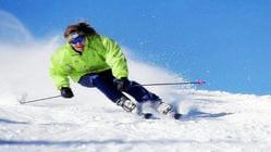清闲庄园滑雪场