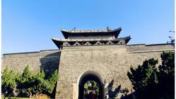 明故城三孔