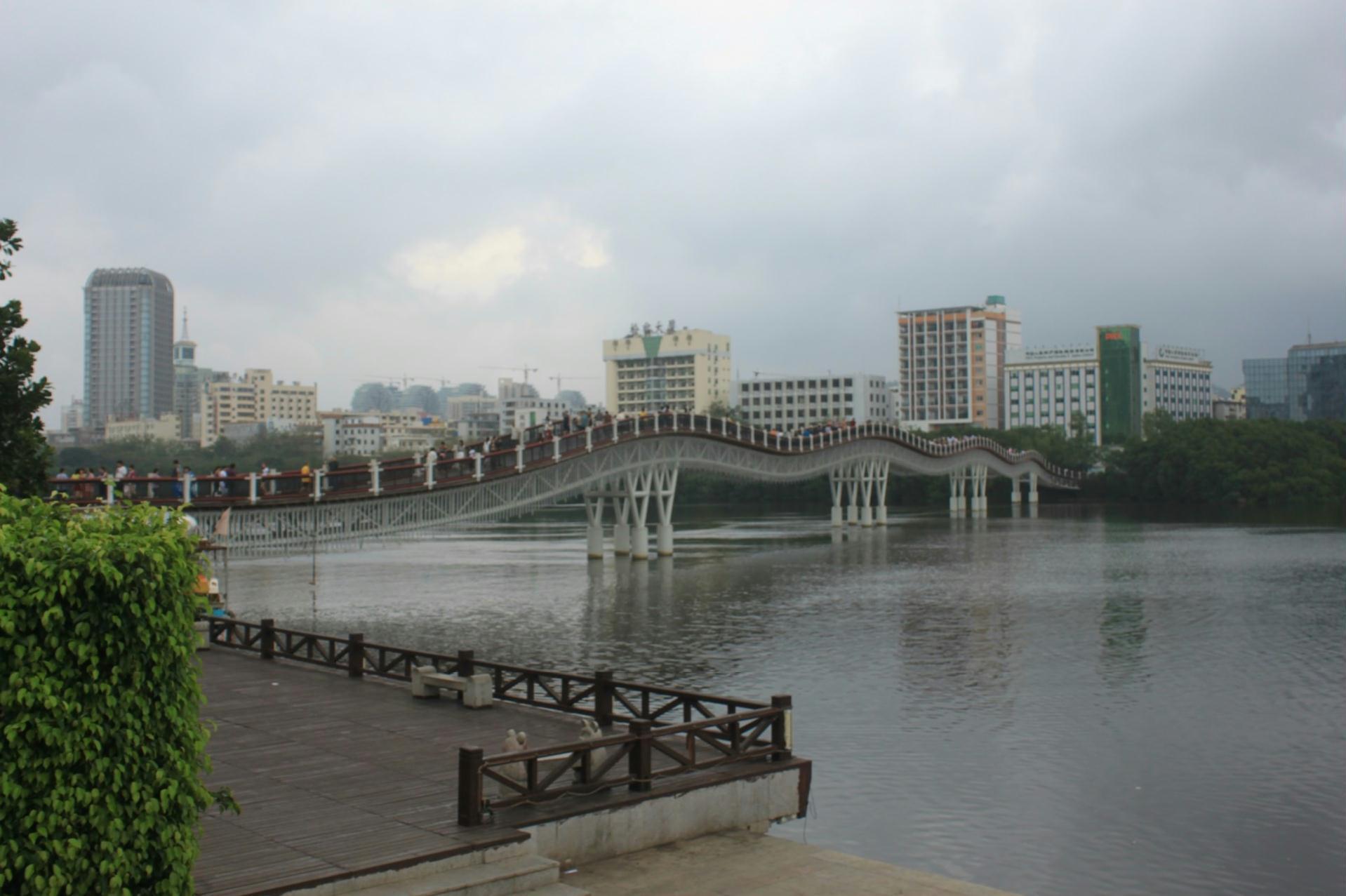 东河步行桥