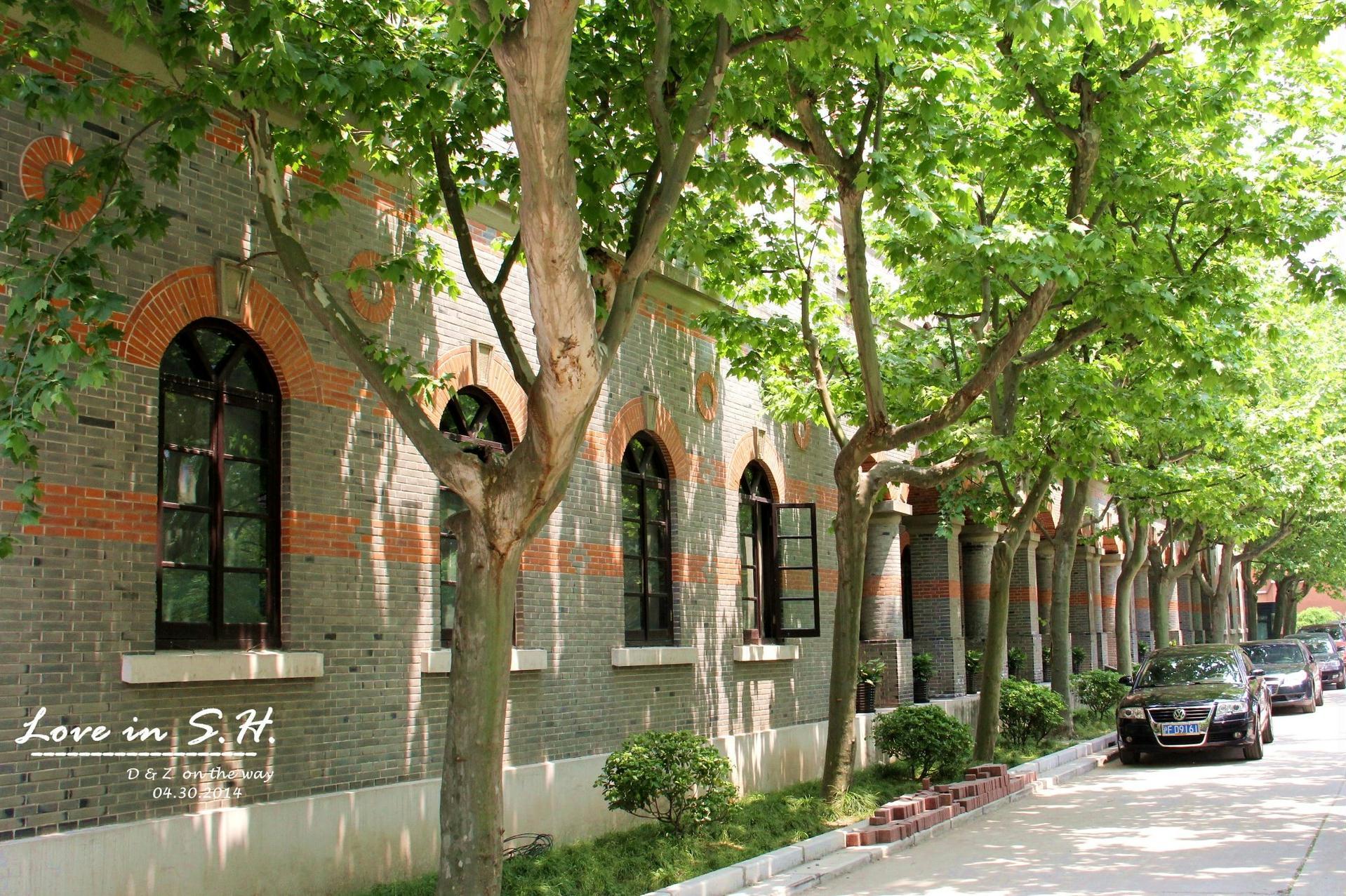 上海印象---一个穷学生眼中的魔都