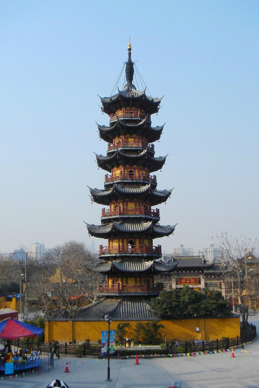 上海龙华塔