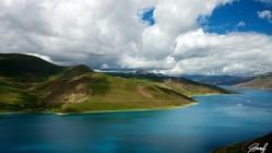 西行日记(4)---高原上的圣湖,绝美的风景