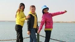 大漠龙湖景区