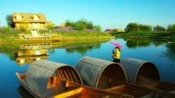 中卫市腾格里沙漠湿地旅游区