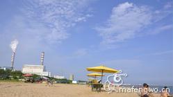 绥中电厂海滨