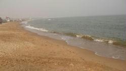 电厂海滨浴场