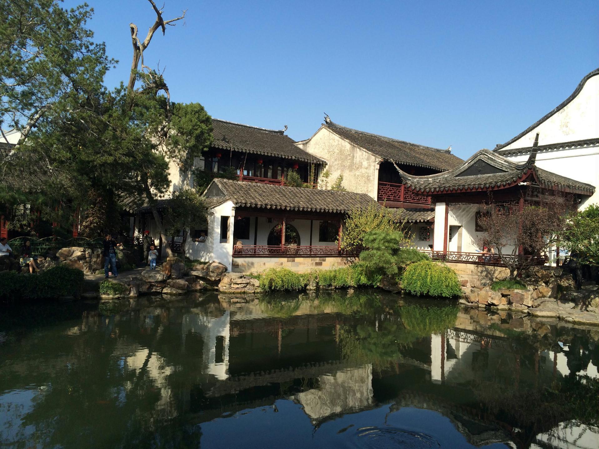 游遍天下之江苏篇:苏州博物馆