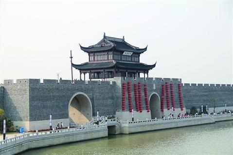 苏州城墙博物馆