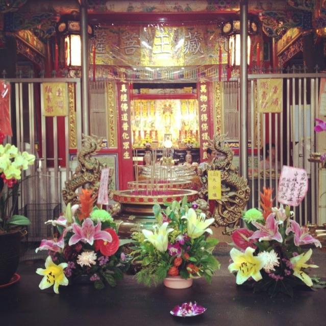 艋舺地藏王庙