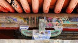 河北蔚县的闹元宵—北官堡村印象(14张)