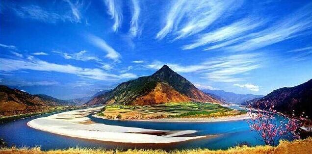 三江并流风景区