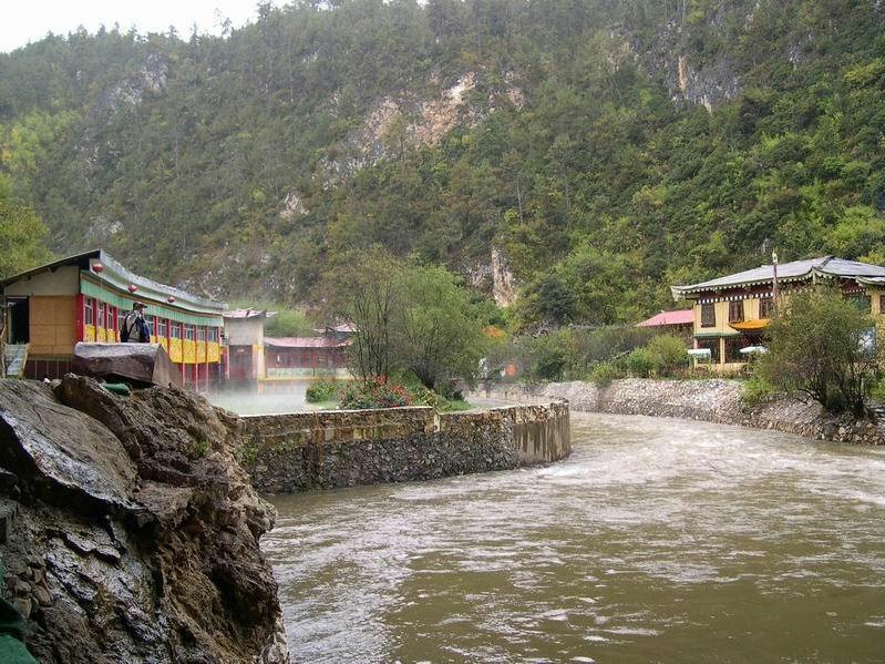 天生桥地热生态公园