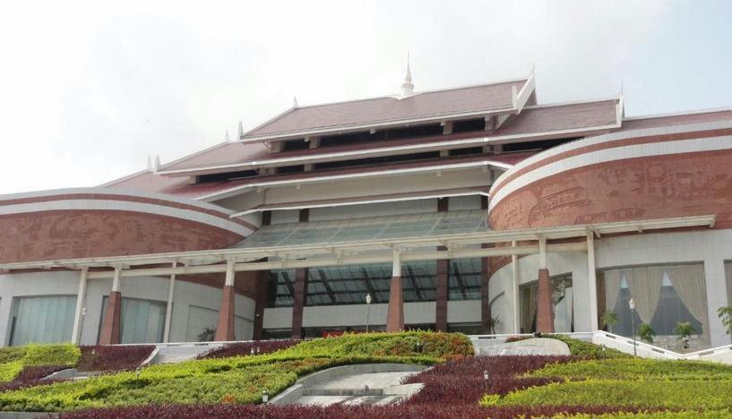 西双版纳民族博物馆