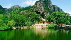 阳西之旅:咸水矿温泉,沙扒海滨(月亮湾),净业寺(全国最大的缅甸白玉卧佛)。