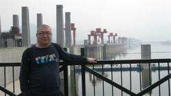 三峡观坝风景区