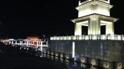 中国十大魅力休闲旅游湖泊银川沙湖景区实拍