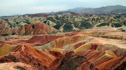 张掖七彩丹霞国家地质公园