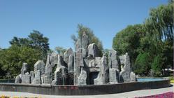 甘肃。张掖。丹霞地质公园01(12张)