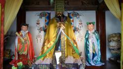 甘肃张掖市大佛寺 建筑