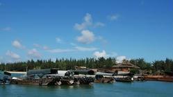 【疯狂游记】夏日湛江休闲游(5)美丽的渔港公园