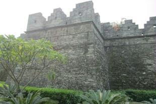 肇庆古城墙