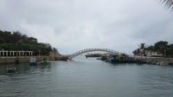 伶仃湾拱桥