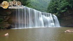 【赤水之游】⑽五彩乐园雨雾笼罩――燕子岩公园